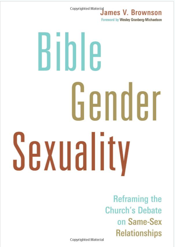Bible Gender Sexuality | Reframing the Church's Debate on Same-Sex Relationships