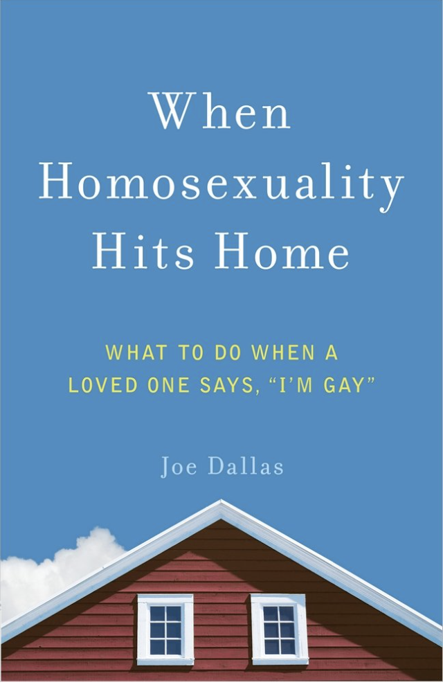 When Homosexuality Hits Home –What to do When a Loved One Says, 'I'm Gay