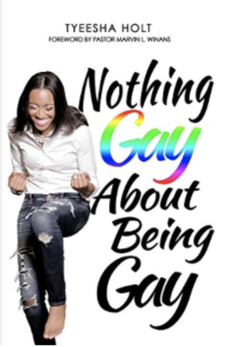 Nothing Gay About Being Gay
