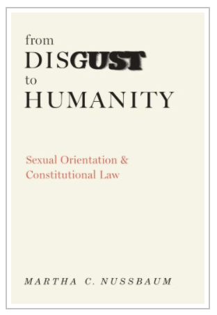 """FROM DISGUST to HUMANITY"""" 