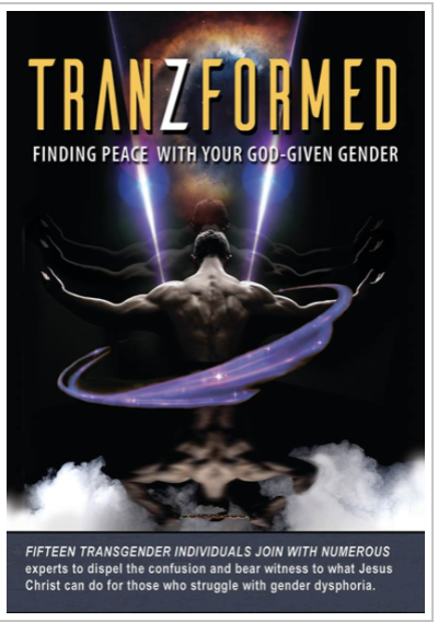 """TranZformed: Finding Peace with Your God-Given Gender"""" (Video 2017)"""
